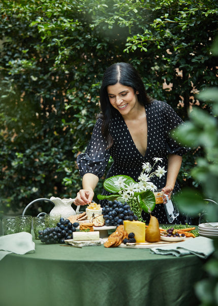 How to Build the Ultimate Cheeseboard, According to Lia Townsend