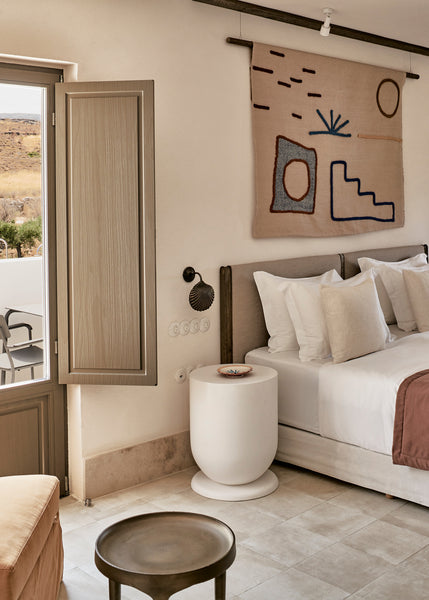 Stay Here: This Minimalist Paros Resort Is the Ultimate In Grecian Luxury