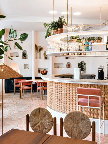 Places and Spaces: This Mediterranean-Inspired Restaurant Will Transport You to the South of France