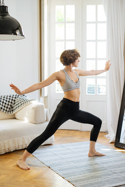 The 9 Apartment-Friendly Workout Apps We're Obsessed With Right Now