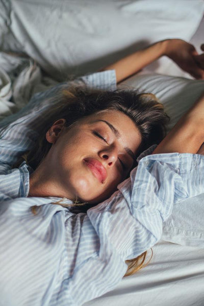 This Is What Your Sleep Pattern Says About You