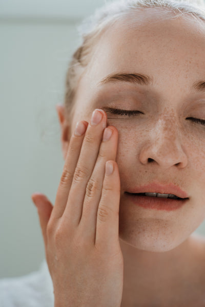Fall Into a Deep Sleep With This 5-Minute Facial Massage