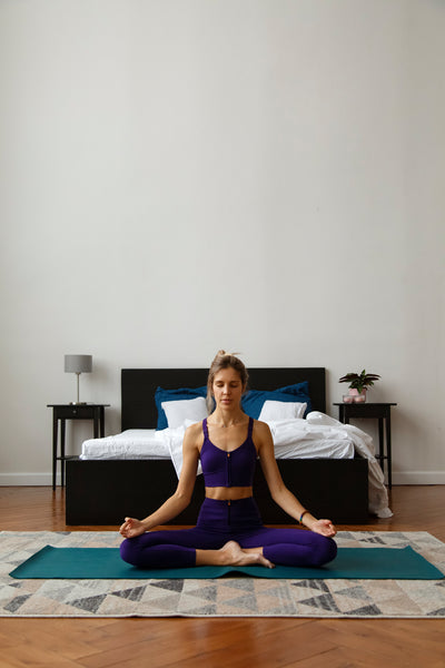 Become a Yogi at Home With These 7 (Free!) Yoga Apps We Love Right Now
