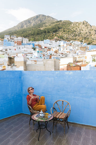The Joy-Sparking Wellness Rules We're Borrowing From the Mediterraneans