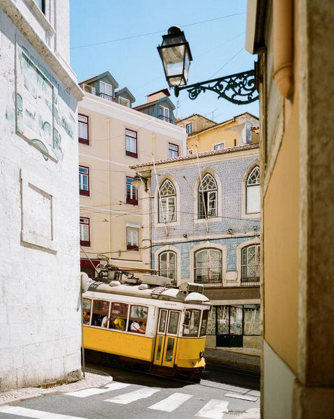 Out Of Bed: The Insider's Guide To Lisbon