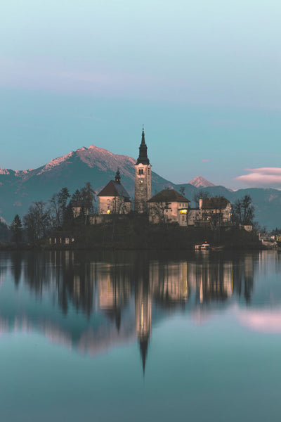Out of Bed: The Insider's Guide to Lake Bled, Slovenia