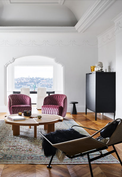 Places and Spaces: This Penthouse Blends Spanish Architecture and Parisian Styling Perfectly