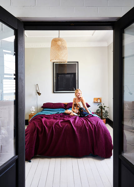 This Interior Architect Renovated Her Apartment in Just 8 Weeks—And The Results Are Spectacular