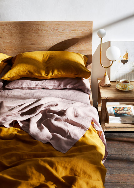 Why Linen Sheets Will Give You a Better Night's Sleep