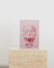 Load image into Gallery viewer, Eggshell Skull by Bri Lee