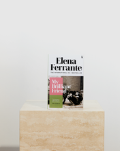 Load image into Gallery viewer, My Brilliant Friend by Elena Ferrante