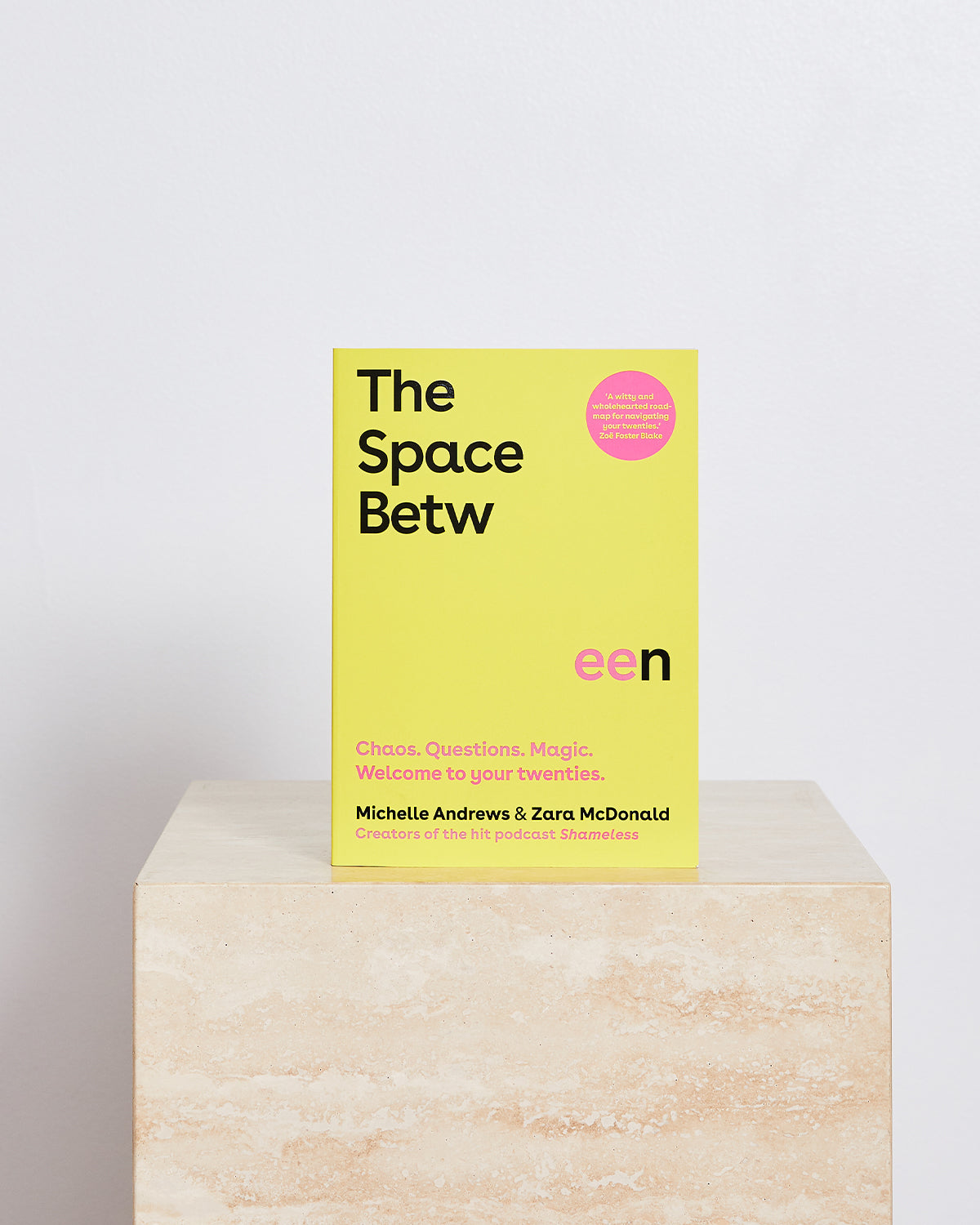 The Space Between by Michelle Andrews and Zara McDonald
