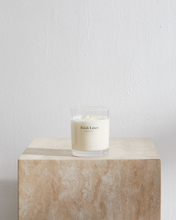 Load image into Gallery viewer, Fresh Linen Candle by Bed Threads