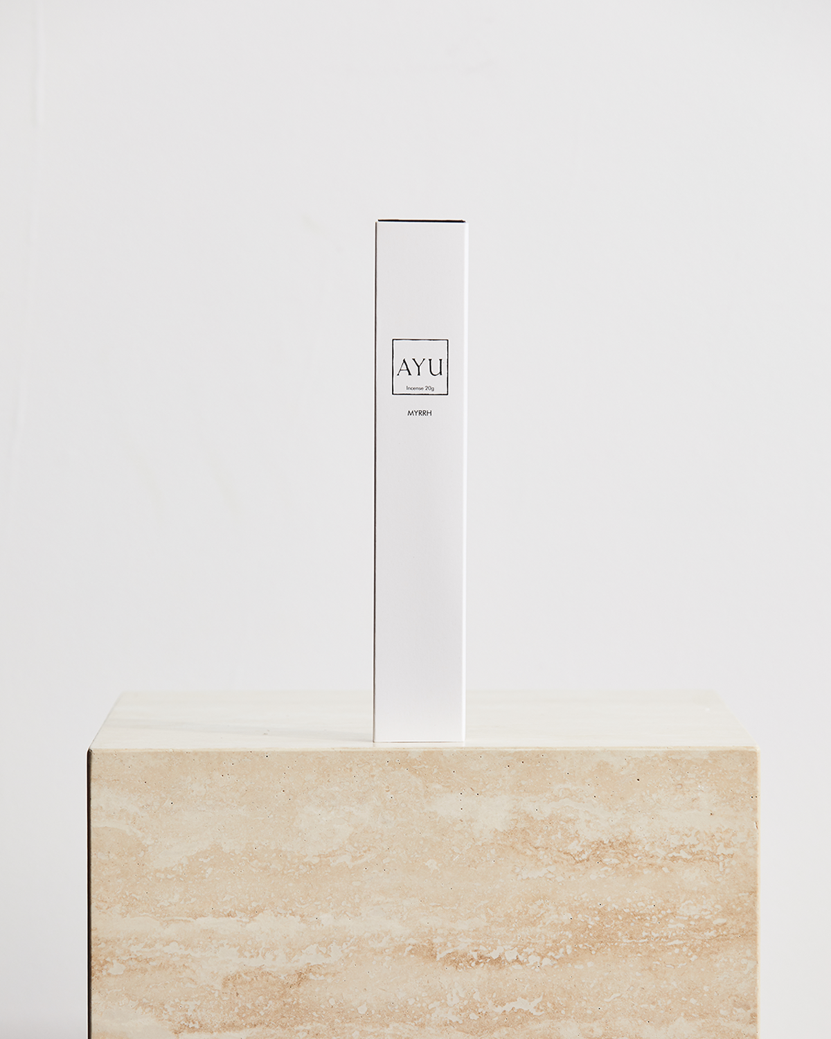 Ayu Myrrh Incense Sticks
