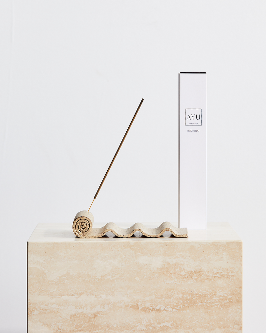 Ayu Patchouli Incense Sticks