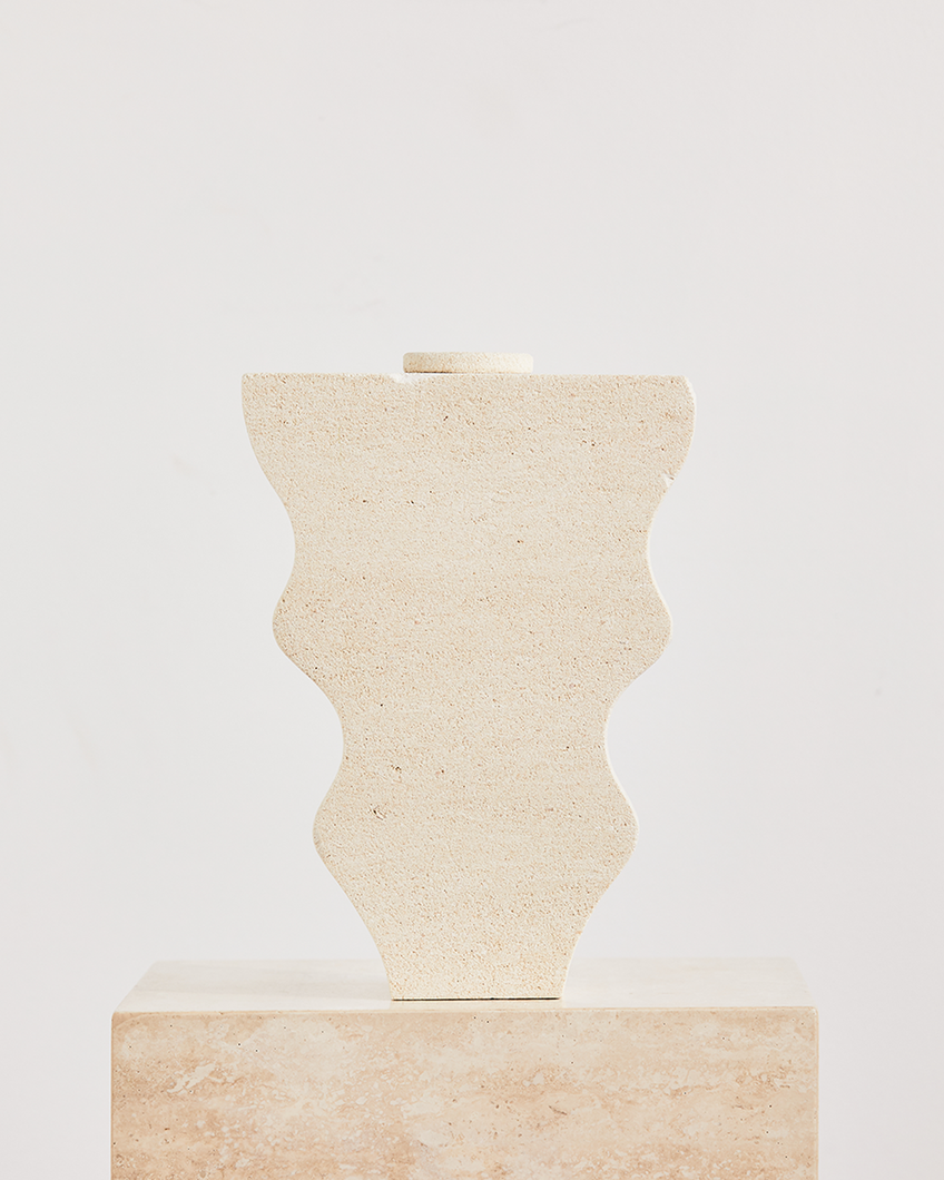 Neighbourhood Studio Wave Vase