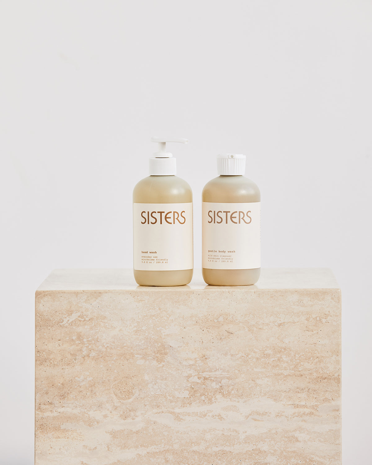 Sisters Body Gentle Body Wash