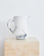 Load image into Gallery viewer, Dinosaur Designs Large Rock Jug in White Marble