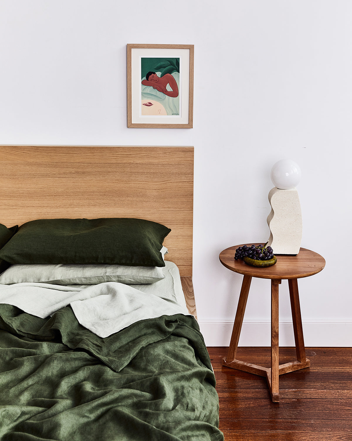 Isabelle Feliu x Bed Threads 'La Sieste' Print