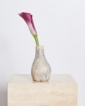 Load image into Gallery viewer, Dinosaur Designs Medium Liquid Vase In Sandy Pearl