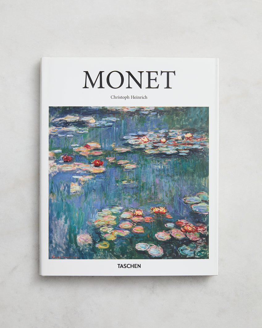 Monet (Taschen Basic Art Series 2.0) by Christoph Heinrich