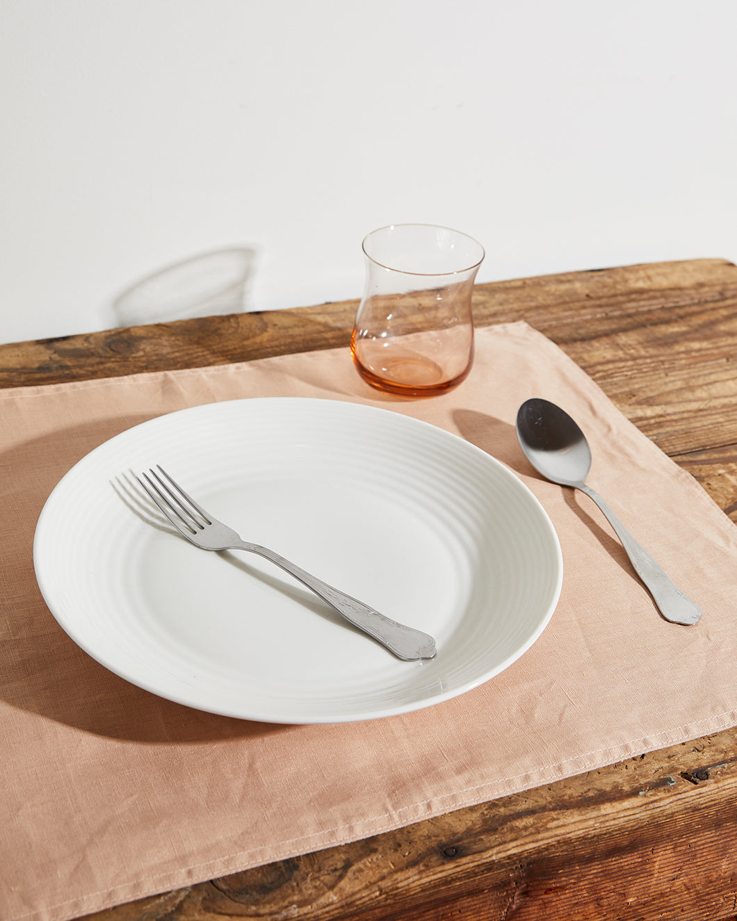 100% Linen Placemats in Terracotta (Set of Four)