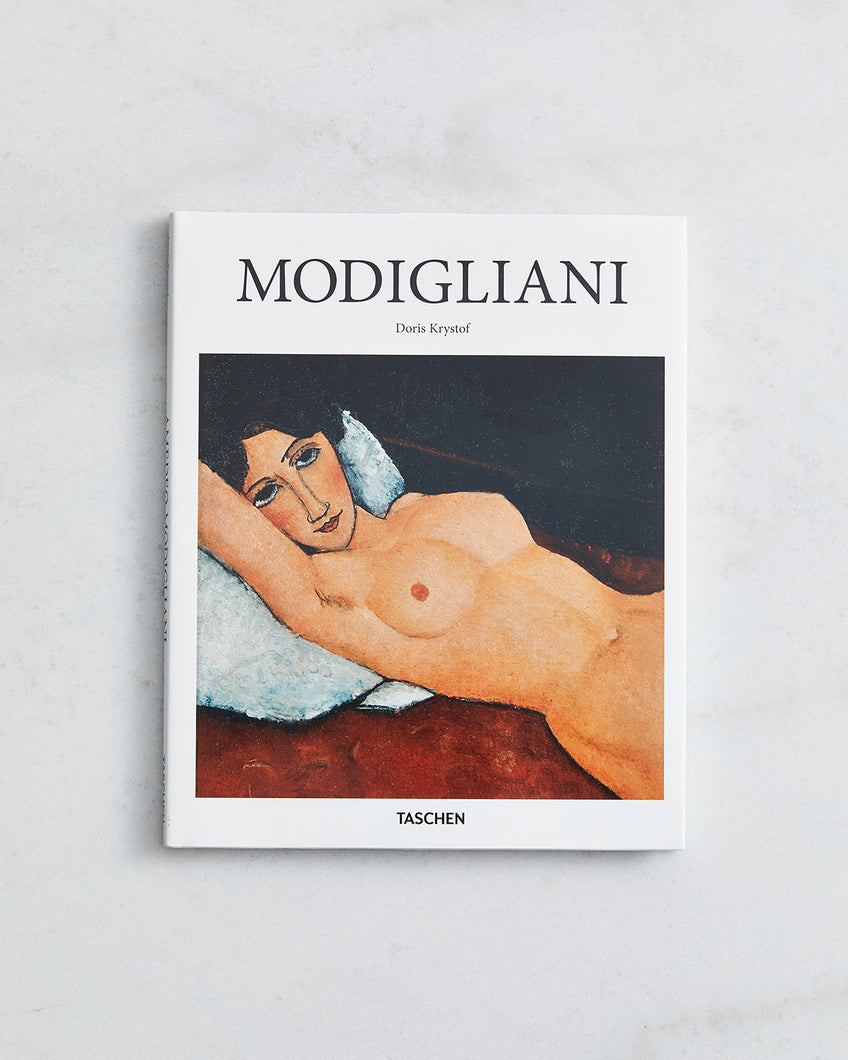 Modigliani (Taschen's Basic Art Series 2.0) by Doris Krystof