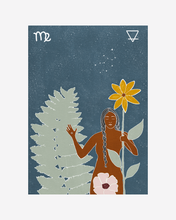 Load image into Gallery viewer, Seeds of Spells x Sisters Village 'Virgo' Print