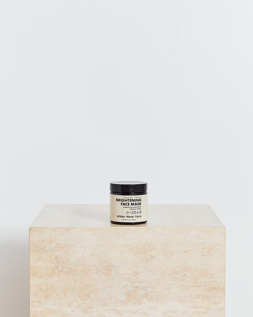 Alder New York Brightening Face Mask