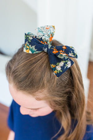 OLIVIA GIRLS HAIR-TIE