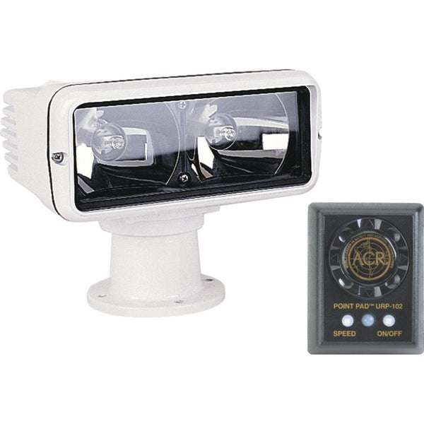 ACR RCL-100D Remote Controlled Searchlight - 12V