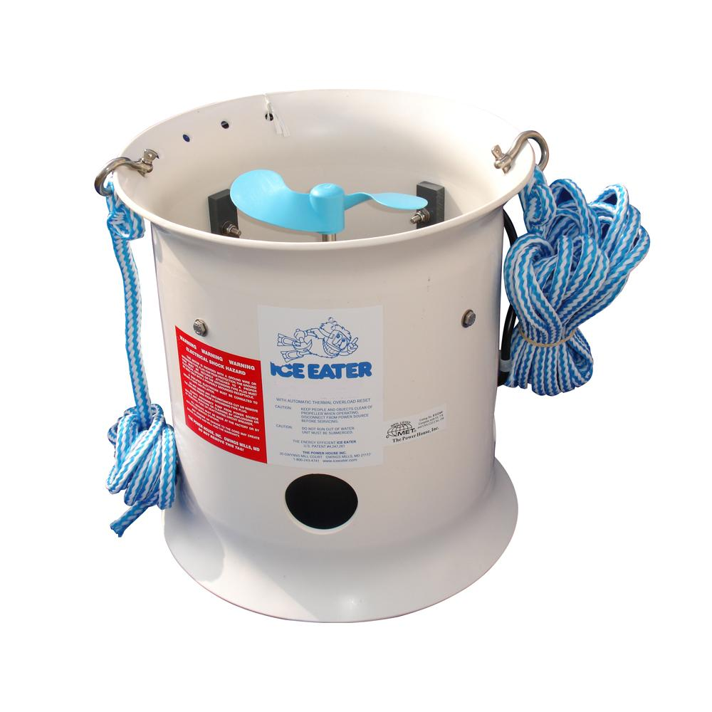 Ice Eater by The Power House 1HP Ice Eater w-50' Cord - 115V