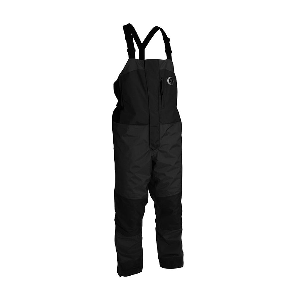Mustang Catalyst Waterproof Breathable Flotation Pant - L - Black