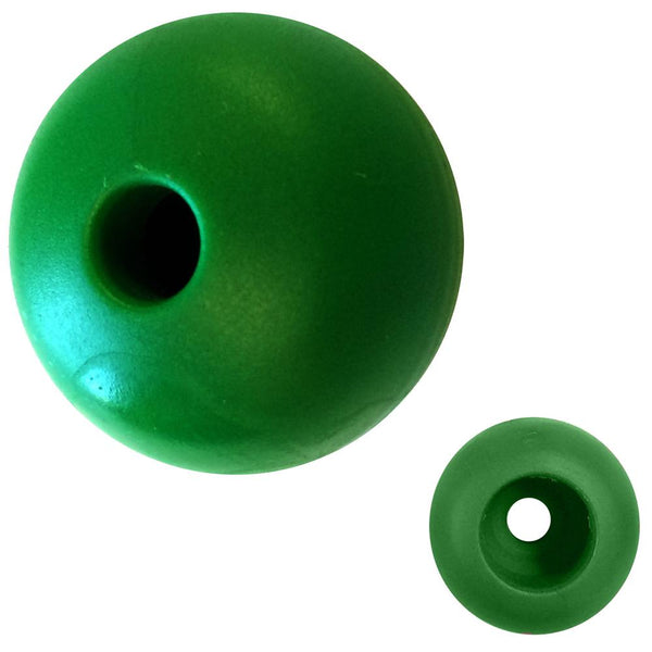 "Ronstan Parrel Bead - 20mm (3-4"") OD - Green - (Single)"