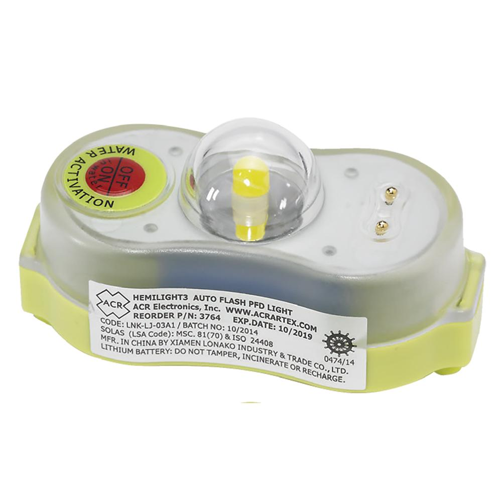 ACR HemiLightu0099 3 - Automatic Survivor Locator Light