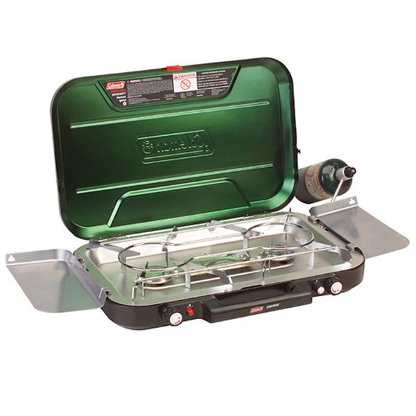 Coleman Even-Temp™ Propane Stove - 3-Burner