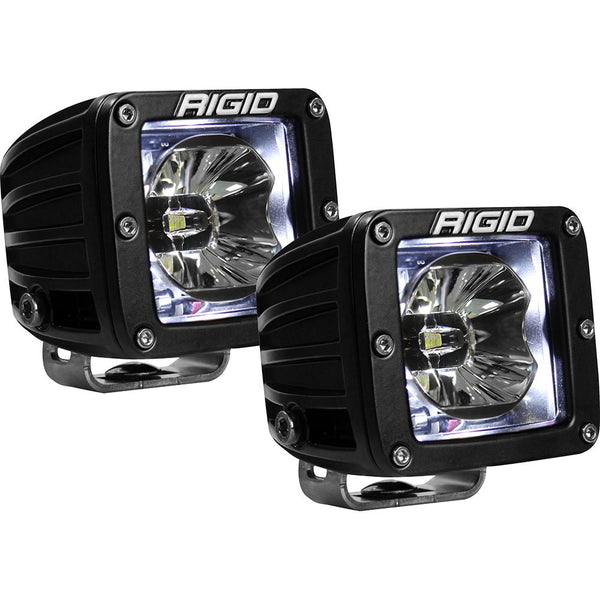 RIGID Industries Radiance Pod - White Backlight