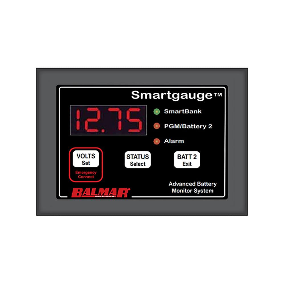 Balmar Smartgauge™ Battery Monitor - 12-24V