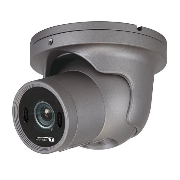Speco HD-TVI 2MP Intensifier® T Turret Camera, 2.8-12mm Lens - Dark Gray Housing