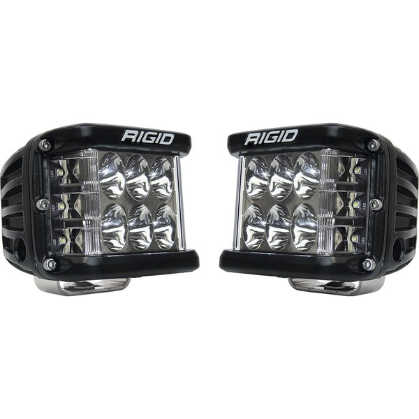 Rigid Industries D-SS PRO Driving - Pair - Black