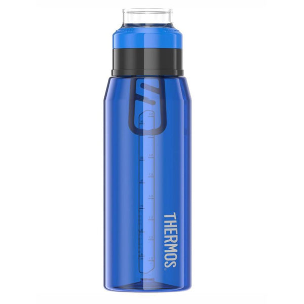 Thermos Hydration Bottle w-360° Drink Lid - 32oz - Royal Blue