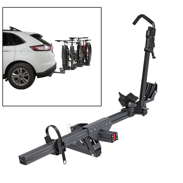 "ROLA Convoy 4-Bike Carrier - Trailer Hitch Mount - 2"" Base Unit"