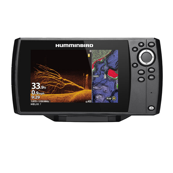 Humminbird HELIX® 7 CHIRP MEGA DI Fishfinder-GPS Combo G3N - Display Only