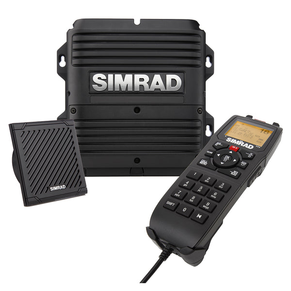 Simrad RS90S VHF Radio Black Box w-AIS & Hailer