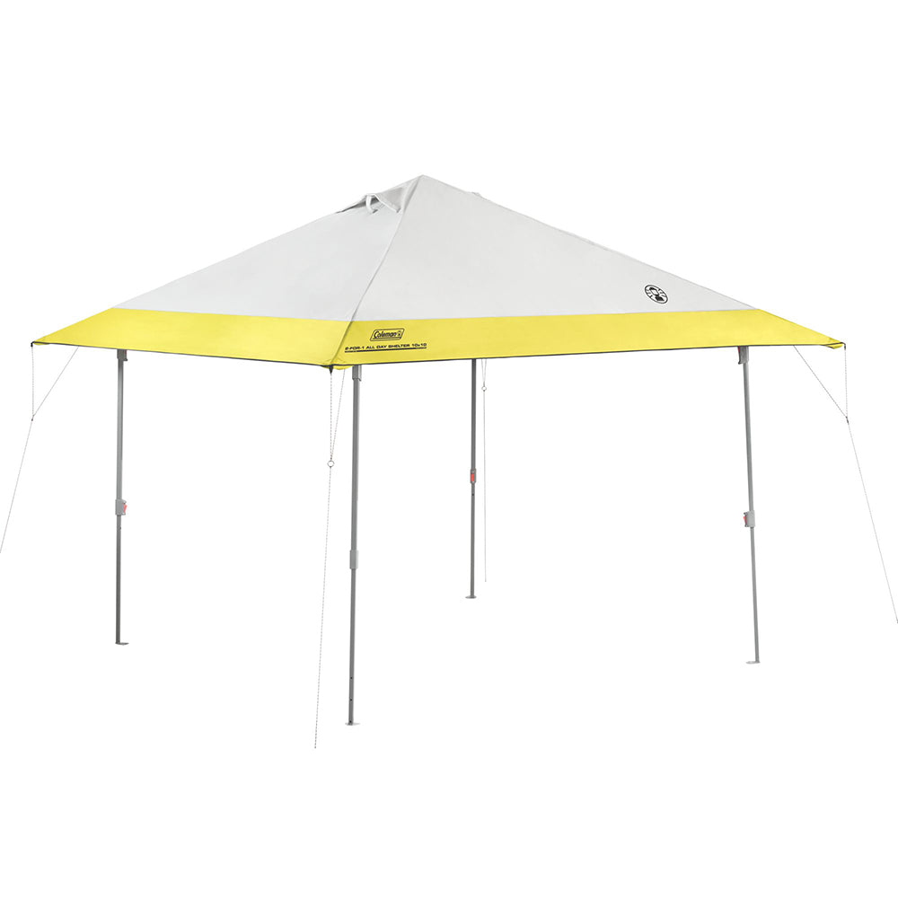 Coleman 10x10 Instant Eaved Canopy