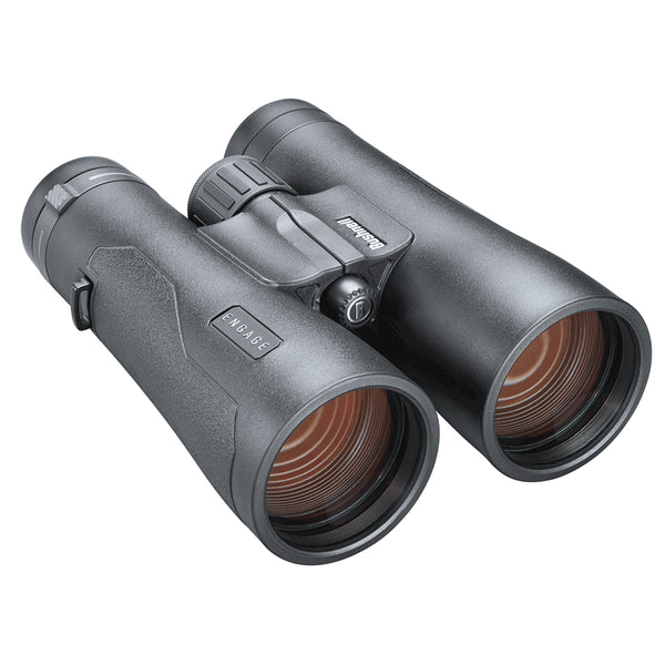 Bushnell 10x50mm Engage™ Binocular - Black Roof Prism ED-FMC-UWB