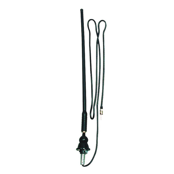 JENSEN AM-FM Flexible Top or Side Mount Antenna