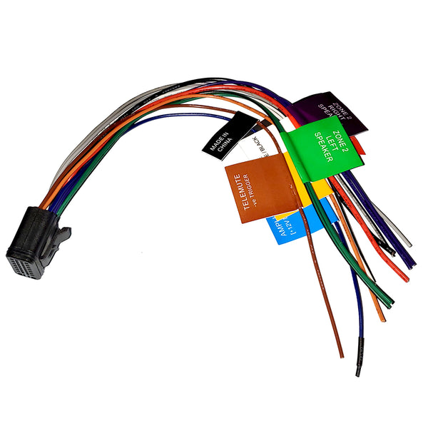 FUSION Power-Speaker Wire Harness f-MS-RA70