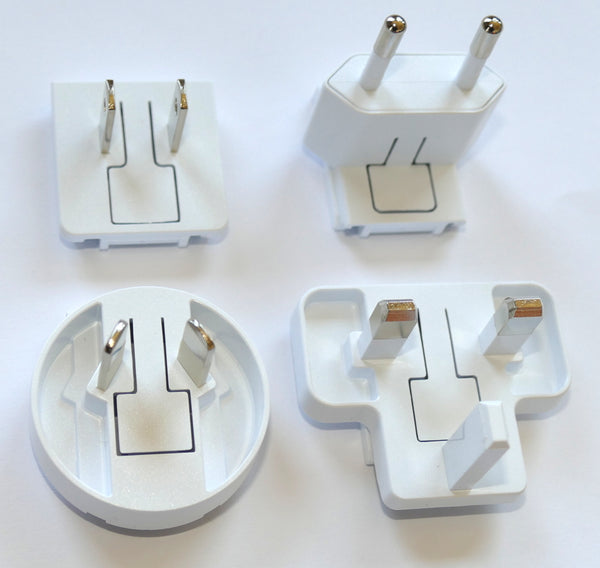 International Power Plugs Set