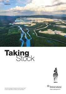 """Taking Stock"" - Investec Asset Management - Spring 2019 - 0.5 CPD hour"